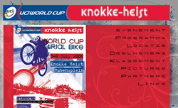 World cup Trial Bike